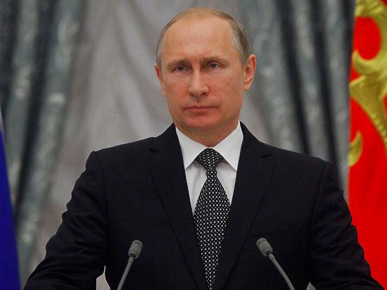 Путин предложил дать российским военнослужащим в Сирии особые льготы