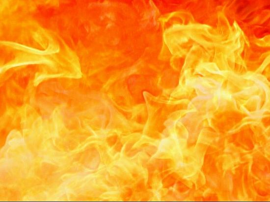 В ресторане на севере Москвы вечером во вторник вспыхнул пожар