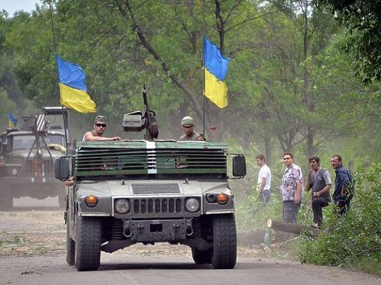 США «слили» Украине металлолом под видом нелетального оружия