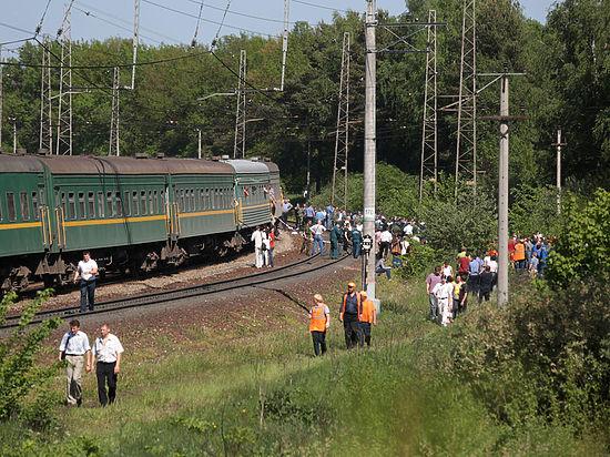 В Подмосковье осуждены и амнистированы виновники железнодорожной катастрофы в Бекасово
