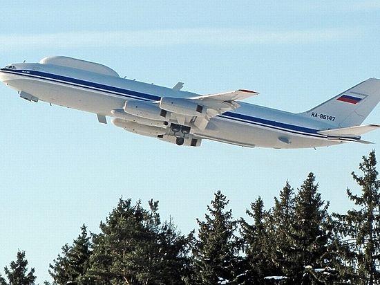 Минобороны получило спецсамолёт Ил-80 на случай ядерной войны