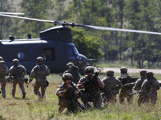 Drang nach Osten: Германия отправляет 1200 военнослужащих воевать в Сирии