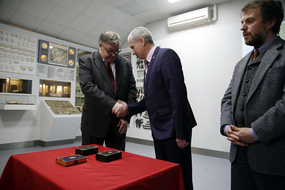 Похищенные дневники императора Александра III вернулись в Государственный архив РФ