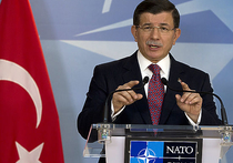 Премьер-министр Ахмет Давутоглу  полагает, что истинная причина конфликта между Турцией и Россией кроется в том, что Москва не учла интересов Анкары в Сирии