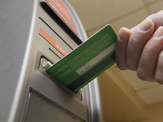 Российские банковские карты «Мир» потребуют замены всех банкоматов и терминалов
