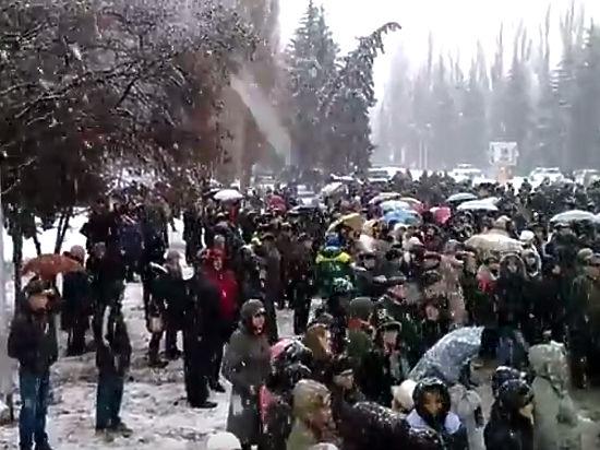 В Липецке похоронили погибшего в Сирии летчика Пешкова