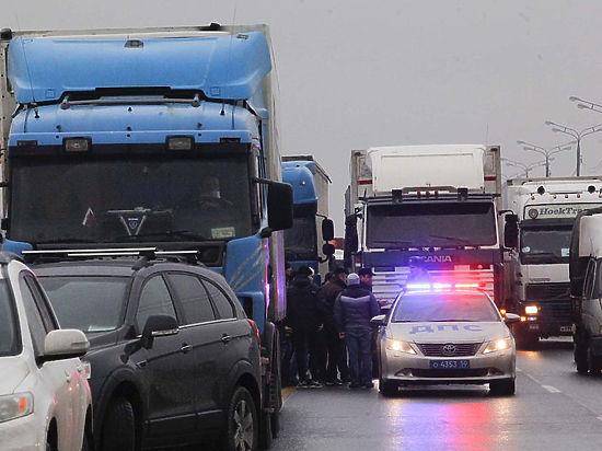 Встреча дальнобойщиков с министром транспорта закончилась конфузом
