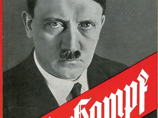 Немцы переиздают «Майн Кампф» Адольфа Гитлера