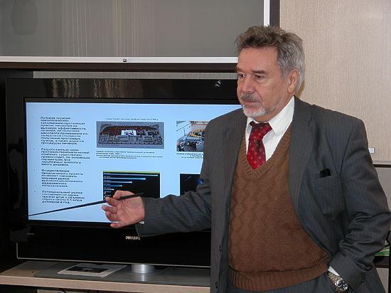 На протонной установке Владимира Балакина начали лечить пациентов