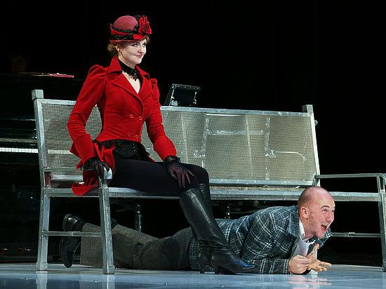 В Иркутском драмтеатре свершилась премьера «Идиота»
