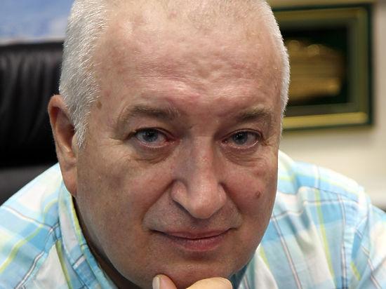 Владимир Синицын: мой фаворит — Хиггинс