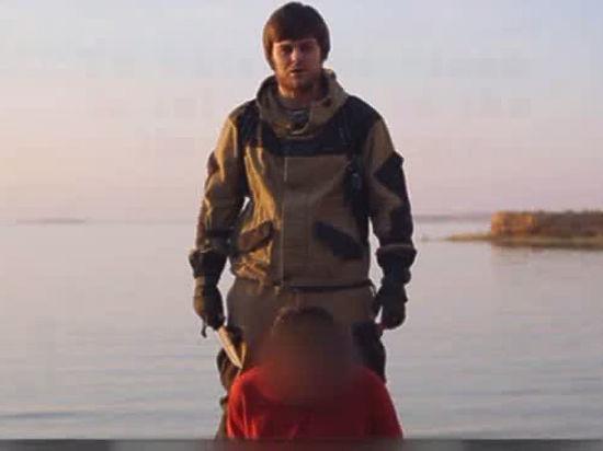 Террористы ИГИЛ казнили чеченца за то, что он оказался русским
