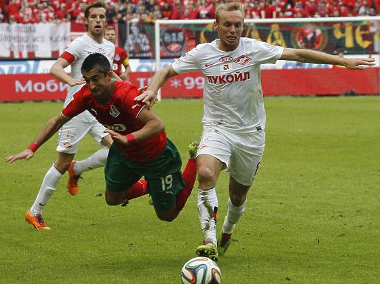 Футбол: «Спартак» подрежет «Крылья»