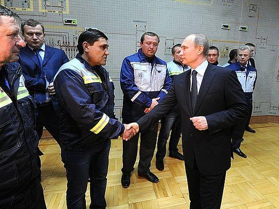 Крым стал еще ближе: Владимир Путин запустил энергомост на полуостров