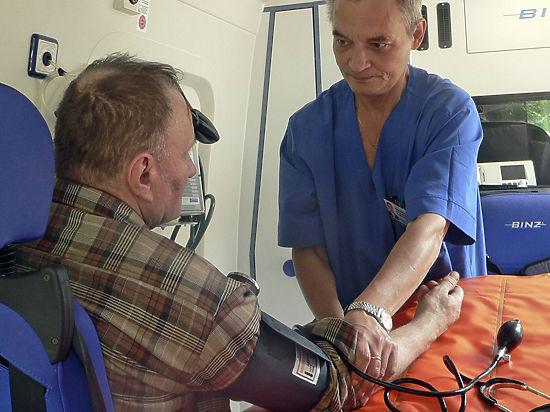 40% россиян страдают гипертонией