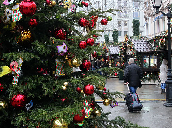 На Новый год москвичей ждут женские дуэли