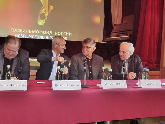 Госфильмофонд меняет формат кинофестиваля в Вене