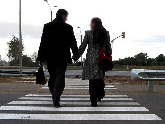 Чем больше разница в росте между супругами, тем счастливее жена