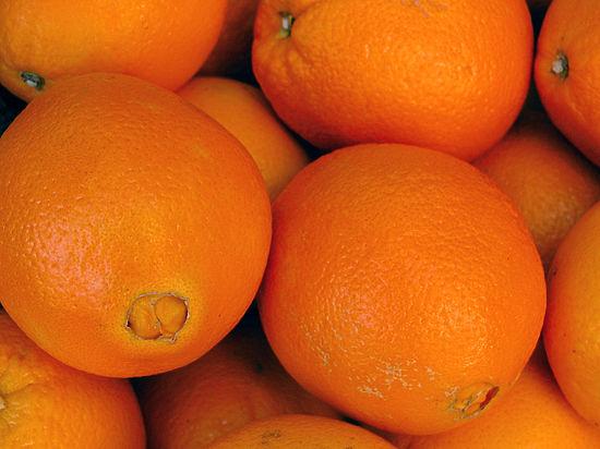 Турция отправила в Россию 20 тонн зараженных мандаринов