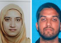 Саид Фарук и Тэшфин Малик застрелили в Сан-Бернардино 14 человек