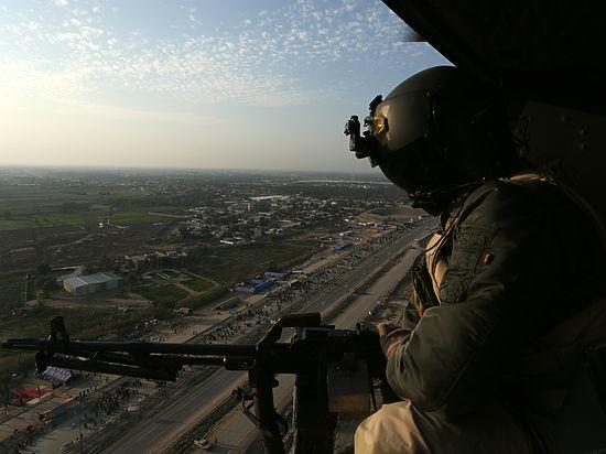 Ирак собирался ударить по Турции, но передумал