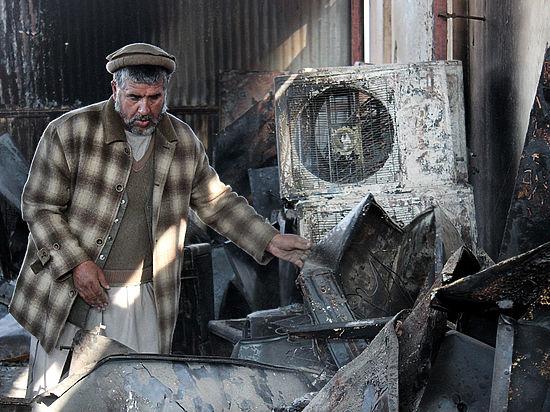 Террористы ИГ захватили территории восточного Афганистана