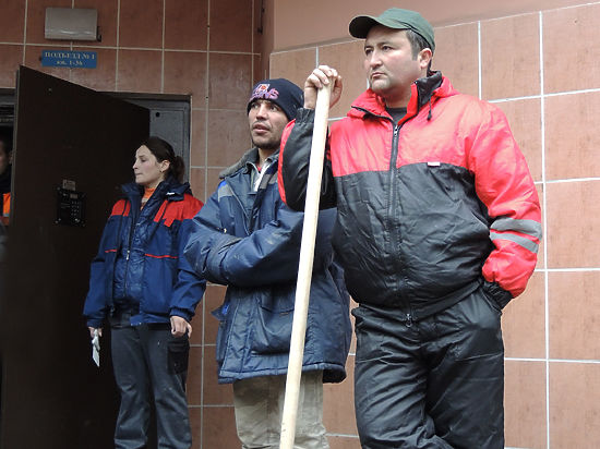 Мигранты бегут из России