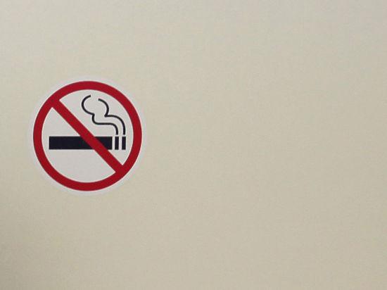 В России могут запретить курение лицам, не достигшим 21 года