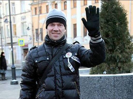 Активист впервые получил реальный срок за участие в митингах