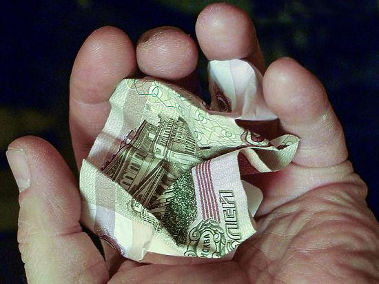 Аналитики Сбербанка рассказали, до каких значений вскоре обрушится рубль