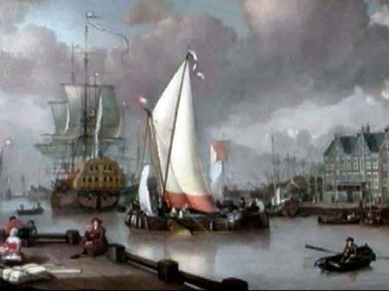 Украинские националисты предложили голландцам выкупить у них похищенные из музея экспонаты