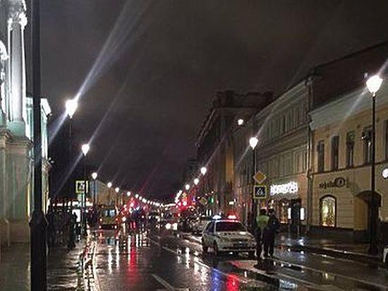 Cтала известна мощность взрывного устройства, сработавшего на московской остановке