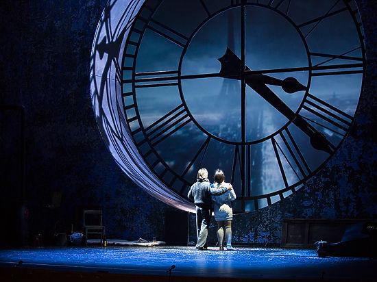 В «Новой опере» премьера «Богемы»