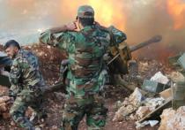 Сирийский город Хомс полностью переходит под контроль правительственных сил