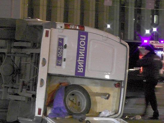 Водитель автомобиля, в котором погибла женщина-конвоир, нарушил ПДД