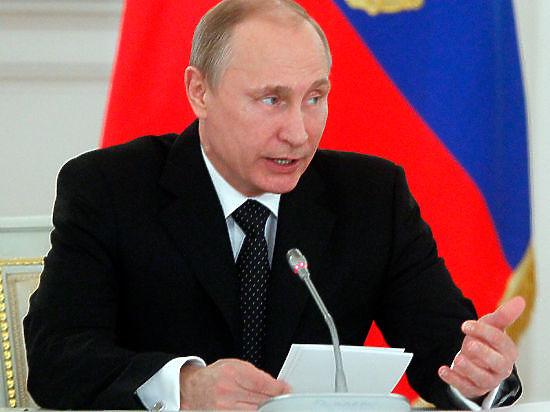 Путина на президентском совете слезно попросили вернуть футболу пиво