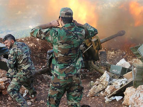 Сирийский Хомс полностью переходит под контроль Дамаска