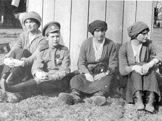 Прямые потомки Романовых, их фото 10