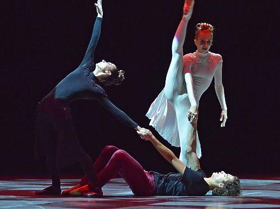 В Москве подведены итоги Всероссийского конкурса артистов балета и хореографов