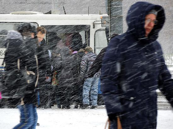 Снег выпадет в Москве только на следующей неделе
