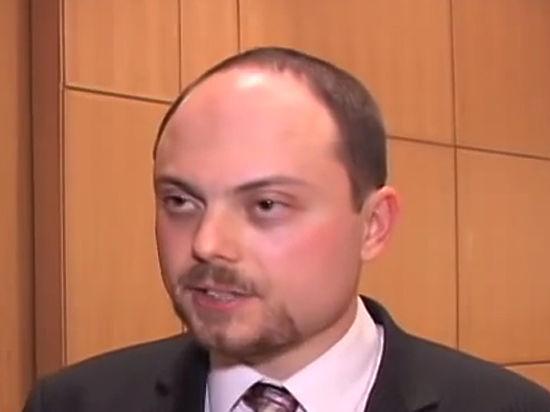 Владимир Кара-Мурза: «Меня отравили с целью убийства»