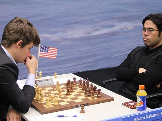 Карлсен догоняет, а Илюмжинов уходит в тень