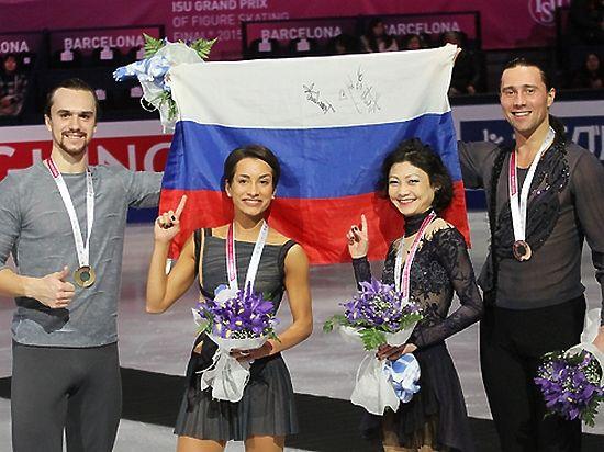 Создание прецедента: золотой финал фигуристов Столбовой и Климова!