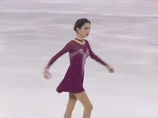 Фигурное катание, финал Гран-при: Медведева выступила в золотой паре с Ханю