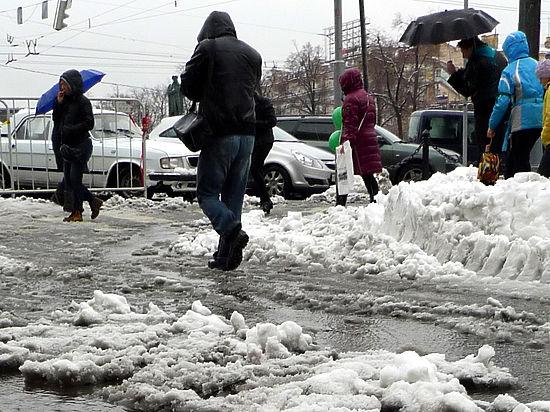 К выходным в Москве снова потеплеет