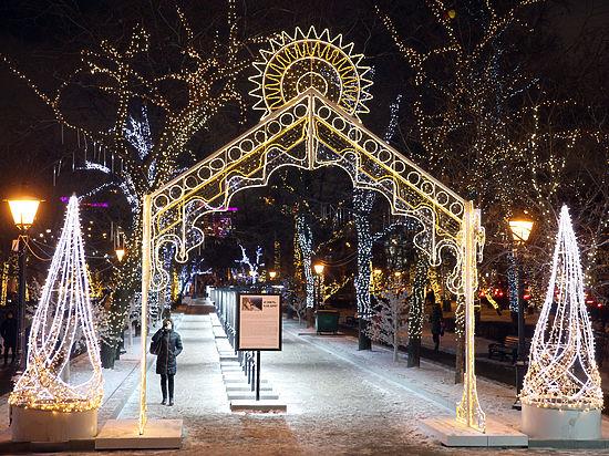 Москву защитят от новогоднего блэкаута