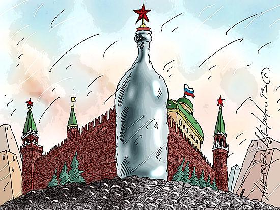 Пиар на водке: сенатор Чернышев покусился на святое