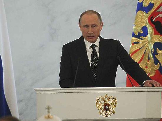 Путин поменял своего главного телохранителя