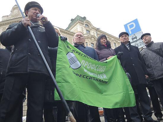 Дальнобойщики готовятся к масштабной всероссийской акции протеста