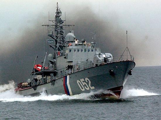 Инцидент с турецким судном прокомментировали в ФСБ